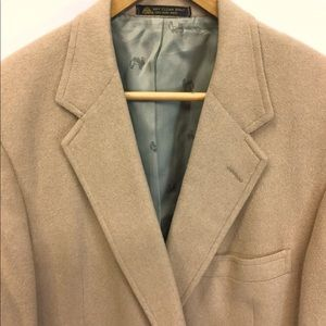 Other - Camel Hair Sports Coat